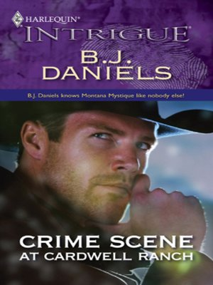 cover image of Crime Scene at Cardwell Ranch